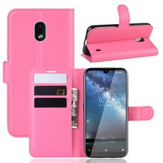 Luurinetti Flip Wallet Nokia 2.2 Rose