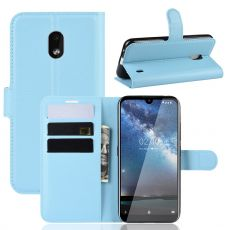 Luurinetti Flip Wallet Nokia 2.2 Blue