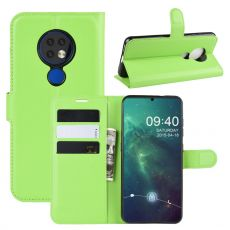 Luurinetti Flip Wallet Nokia 6.2/7.2 green