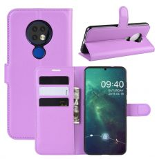 Luurinetti Flip Wallet Nokia 6.2/7.2 purple