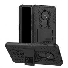 LN kuori tuella Nokia 6.2/7.2 black