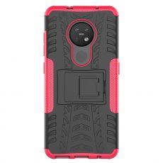 LN kuori tuella Nokia 6.2/7.2 rose