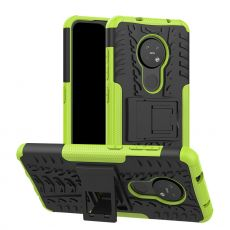 LN kuori tuella Nokia 6.2/7.2 green