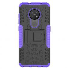 LN kuori tuella Nokia 6.2/7.2 purple