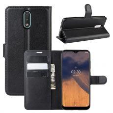 LN Flip Wallet Nokia 2.3 black