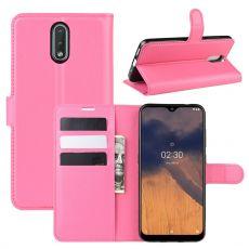 LN Flip Wallet Nokia 2.3 rose