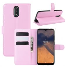 LN Flip Wallet Nokia 2.3 pink