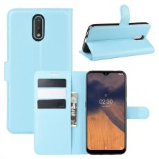LN Flip Wallet Nokia 2.3 blue