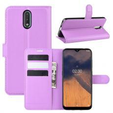 LN Flip Wallet Nokia 2.3 purple