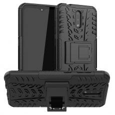 LN kuori tuella Nokia 2.3 black