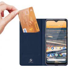 Dux Ducis Business-kotelo Nokia 5.3 Blue