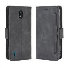 LN 5card Flip Wallet Nokia 1.3 Black