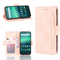 LN 5card Flip Wallet Nokia 1.3 Pink