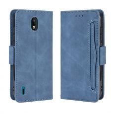 LN 5card Flip Wallet Nokia 1.3 Blue