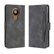 LN 5card Flip Wallet Nokia 5.3 Black