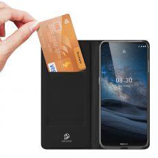 Dux Ducis Business-kotelo Nokia 8.3 5G Black
