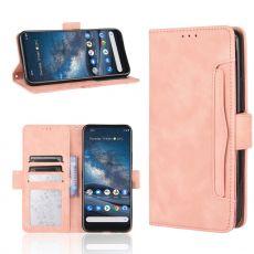LN 5card Flip Wallet Nokia 8.3 5G pink