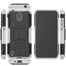 LN kuori tuella Nokia 1.3 white