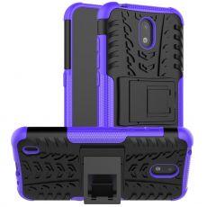 LN kuori tuella Nokia 1.3 purple