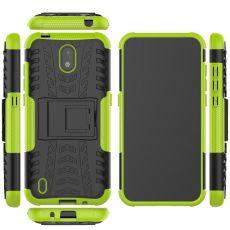 LN kuori tuella Nokia 1.3 green