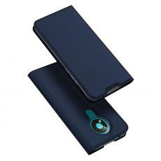 Dux Ducis Business-kotelo Nokia 3.4 blue