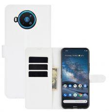 LN Flip Wallet Nokia 8.3 5G White