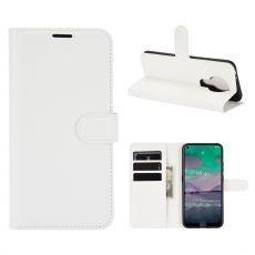 LN Flip Wallet Nokia 3.4 White