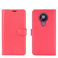 LN Flip Wallet Nokia 3.4 Red