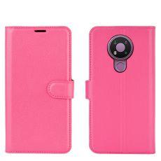LN Flip Wallet Nokia 3.4 Rose