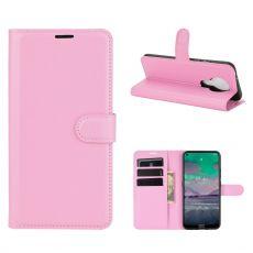 LN Flip Wallet Nokia 3.4 Pink