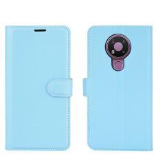 LN Flip Wallet Nokia 3.4 Blue