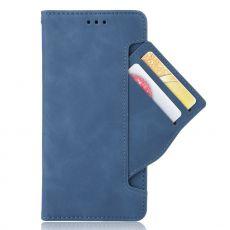 LN 5card Flip Wallet Nokia 3.4 Blue