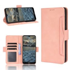 LN 5card Flip Wallet Nokia 2.4 Pink