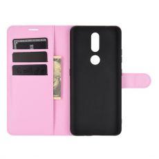 LN Flip Wallet Nokia 2.4 Pink