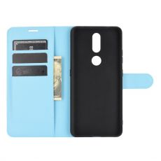 LN Flip Wallet Nokia 2.4 Blue