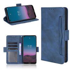 LN 5card Flip Wallet Nokia 5.4 Blue