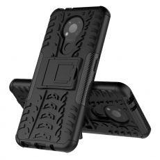 LN kuori tuella Nokia 3.4 black
