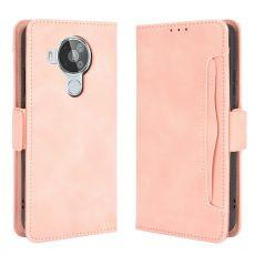 LN 5card Flip Wallet Nokia 7.3 pink