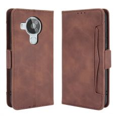 LN 5card Flip Wallet Nokia 7.3 brown