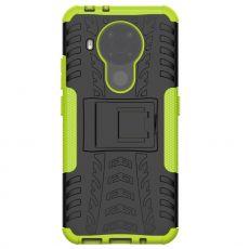 LN suojakuori tuella Nokia 5.4 green