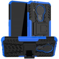 LN suojakuori tuella Nokia 5.4 blue