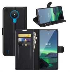 LN Flip Wallet Nokia 1.4 black