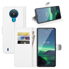 LN Flip Wallet Nokia 1.4 white