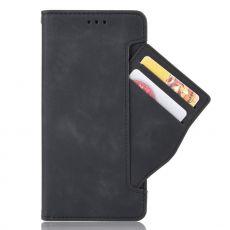 LN 5card flip wallet Nokia G10/G20 black