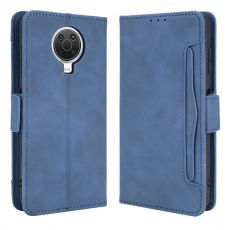LN 5card flip wallet Nokia G10/G20 blue