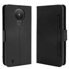 LN 5card Flip Wallet Nokia 1.4 black
