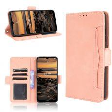 LN 5card Flip Wallet Nokia 1.4 pink