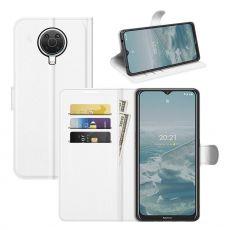 LN Flip Wallet Nokia G10/G20 white