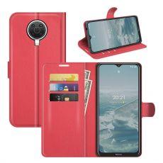 LN Flip Wallet Nokia G10/G20 red