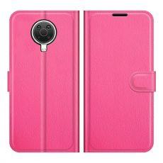LN Flip Wallet Nokia G10/G20 rose